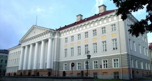 The University of Tartu main building